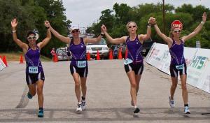 HITS 2012 Marble Falls Triathlon