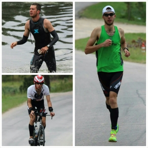 Accomplished triathlete Kyle Serreyn crossed the Minnesota border (and traversed the state) to capture the win at the Wildlife Loop Triathlon this past Saturday.