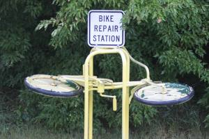 bike repair station