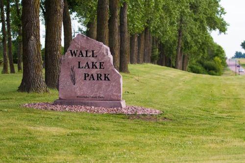 wall lake park pic